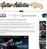 Guitar Addiction review. Jazz Fusion 2