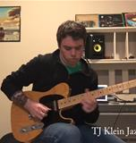 Free Video Guitar Lesson by TJ Klein