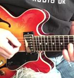 New Blues Video Guitar lesson!